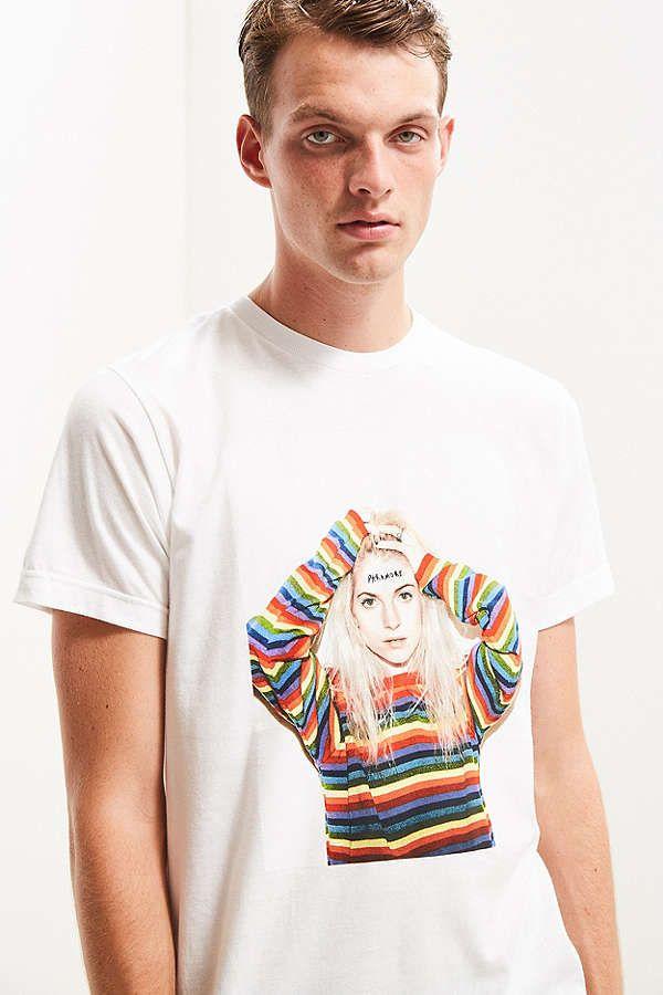 Hayley Photo T-shirt Paramore