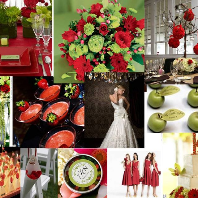 Wedding Red And White Theme: Instead Of Red And Green Wedding Theme..maroon Is Perfect