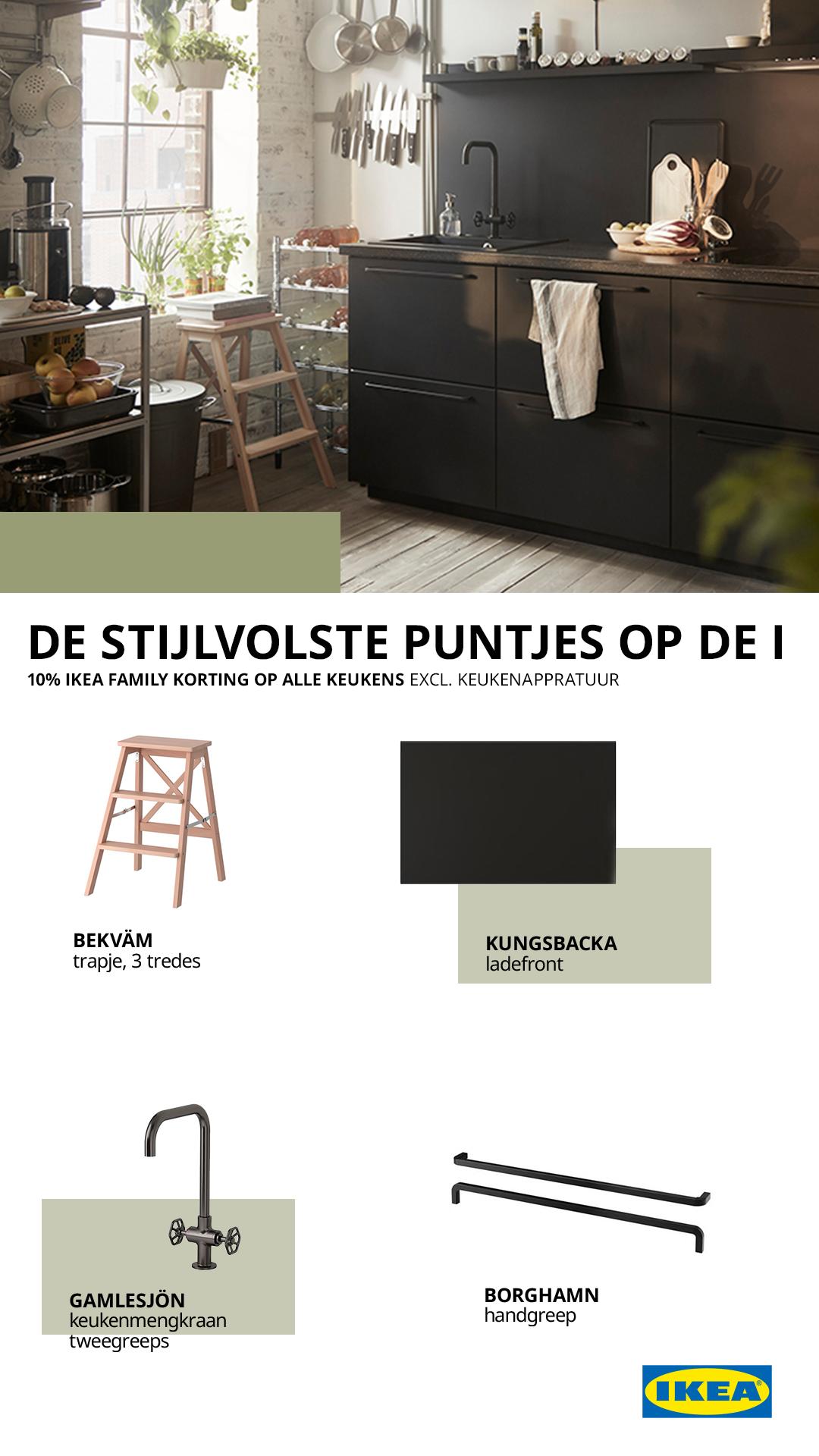 T M 17 Juni 10 Ikea Family Korting Op Alle Keukens Excl Keukenapparatuur Keuken Handgrepen Onder Kast Keuken
