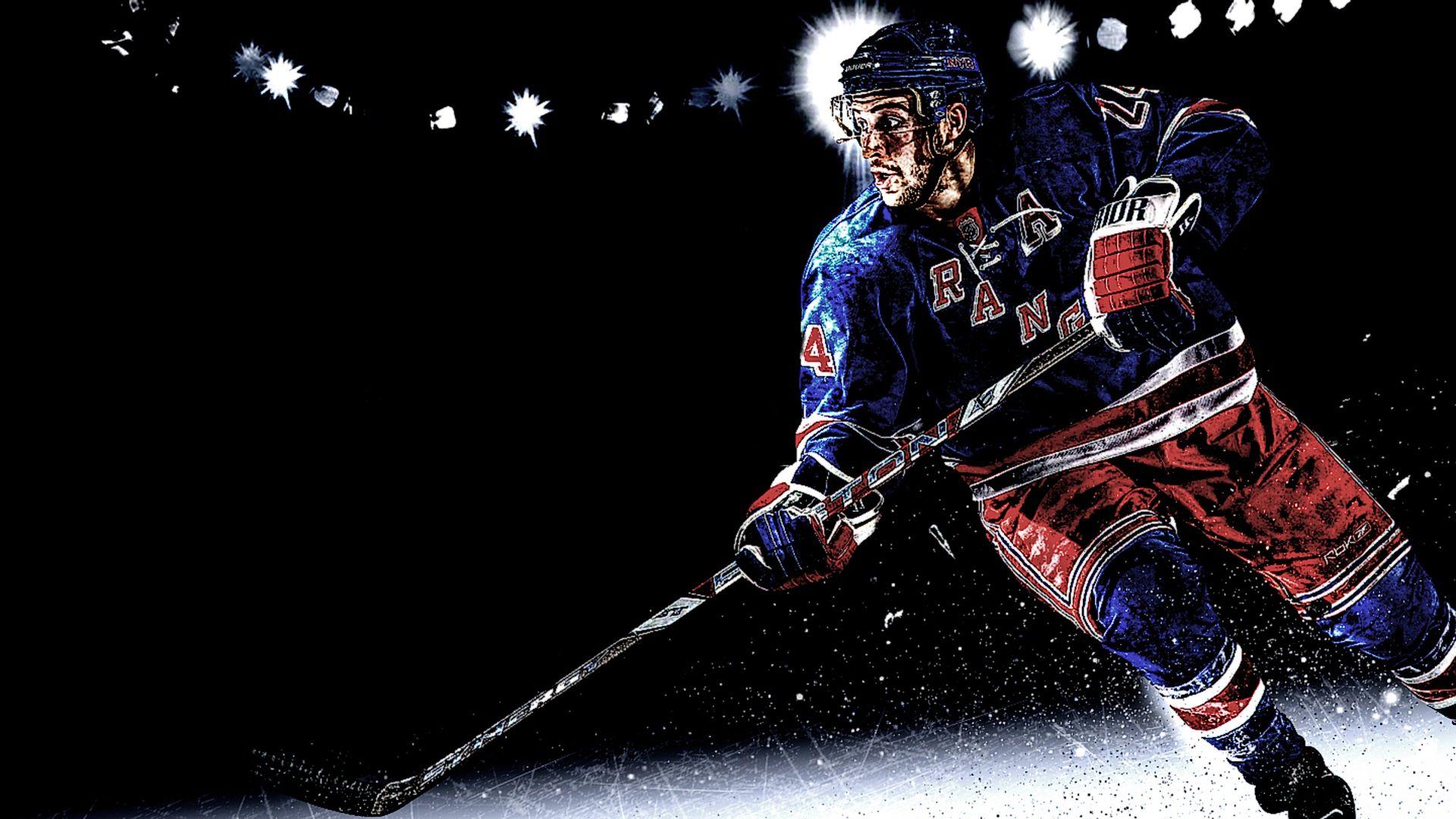 New York Rangers HD desktop wallpaper Widescreen High Хоккей