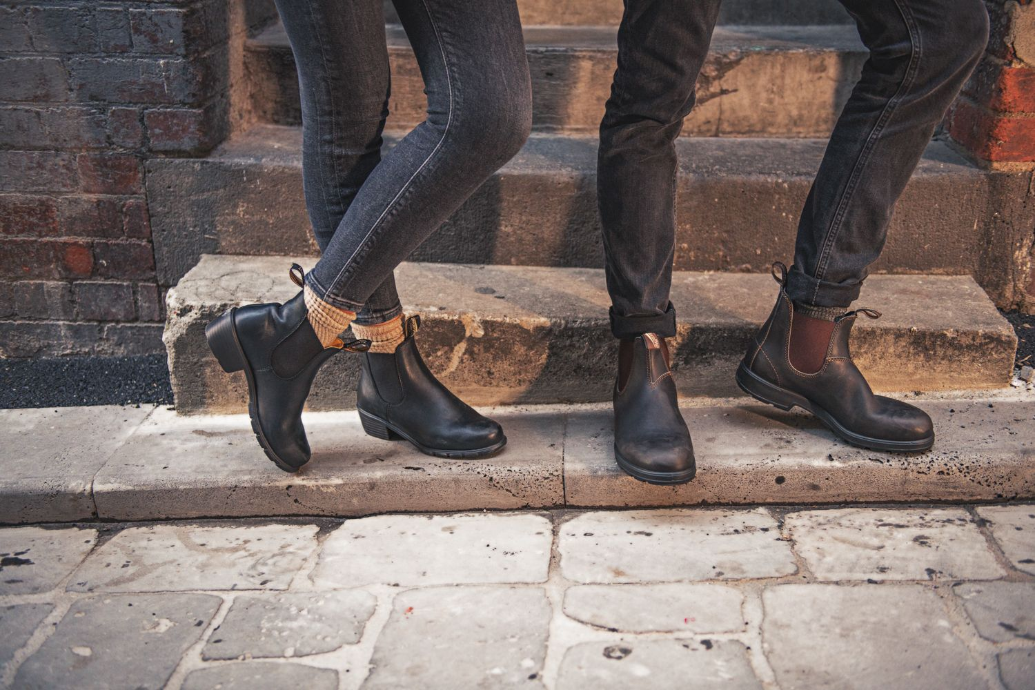 Blundstone 500 Ah The Classic Blunny In Stout Brown You Really Can T Beat It The 500 Is The Iconic Boot That Springs To Boots Blundstone Blundstone Women
