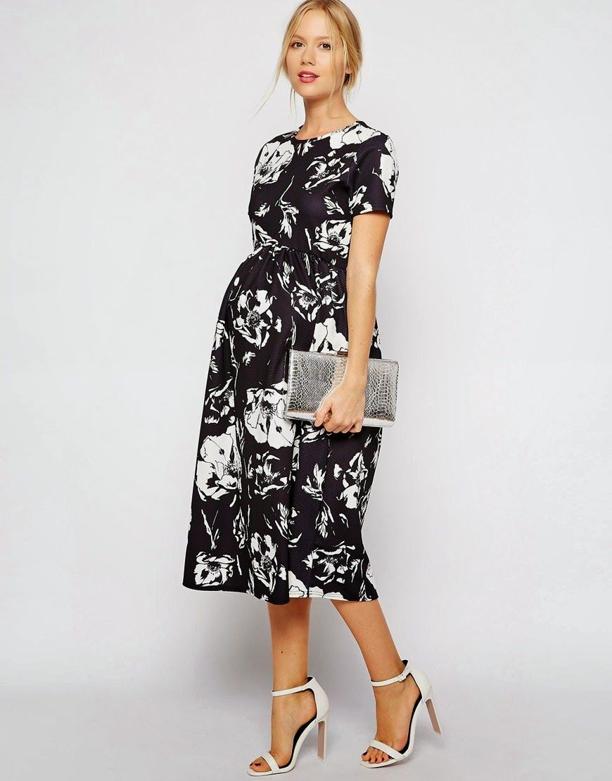 50ddb2e03bf4e In Bloom: Floral Maternity Dress Finds | BUMP CHIC | Floral ...