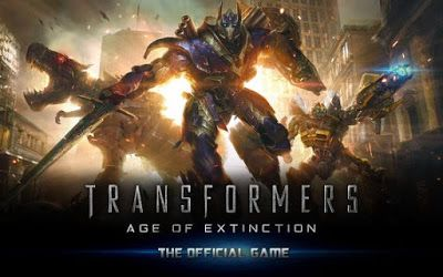 Transformers age of extinction apk data offline game android mod pinterest - Transformers tapete ...