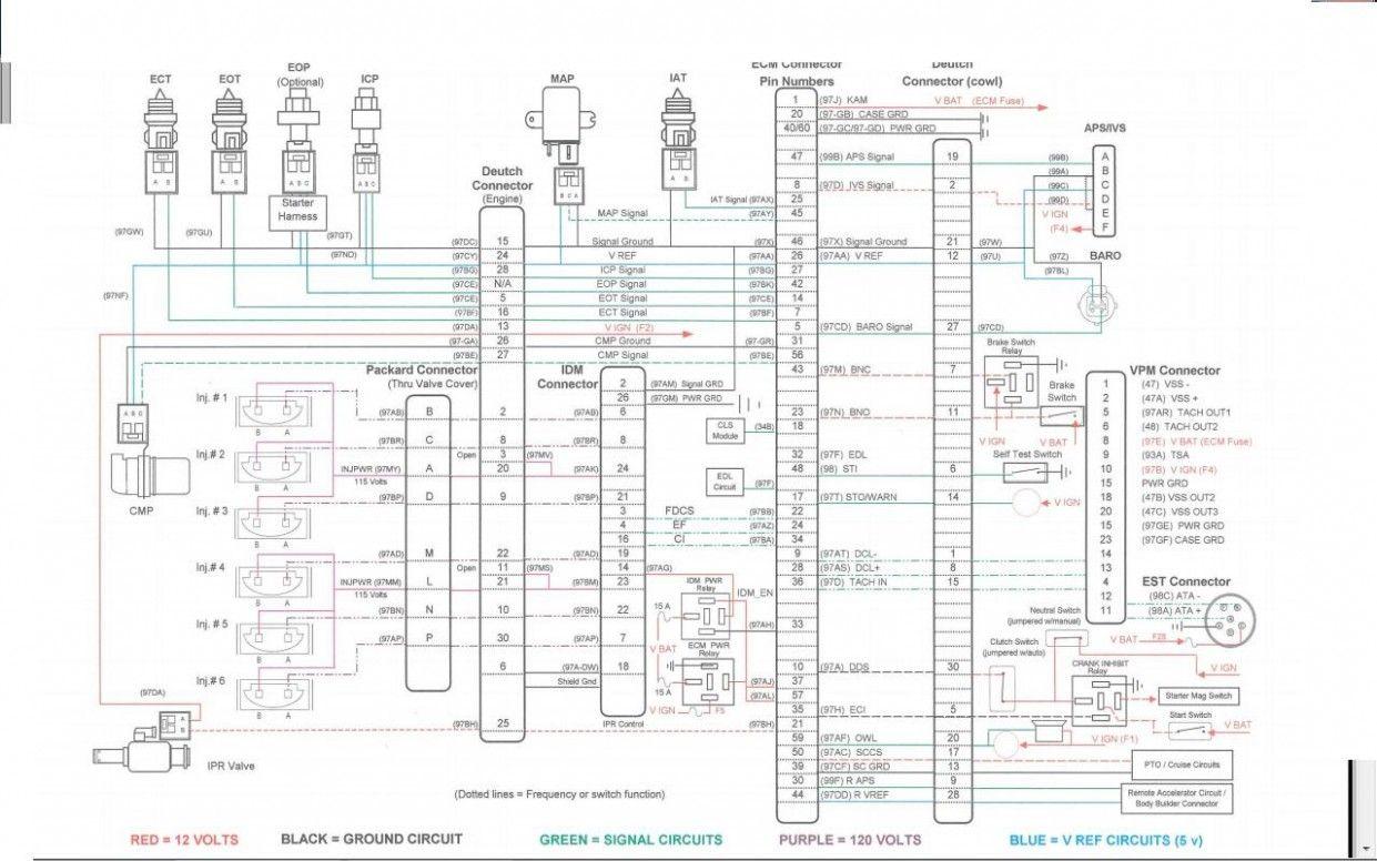 Dt7 Engine Wiring Diagram In