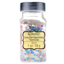 Recollections™ Signature Super Chunky Glitter