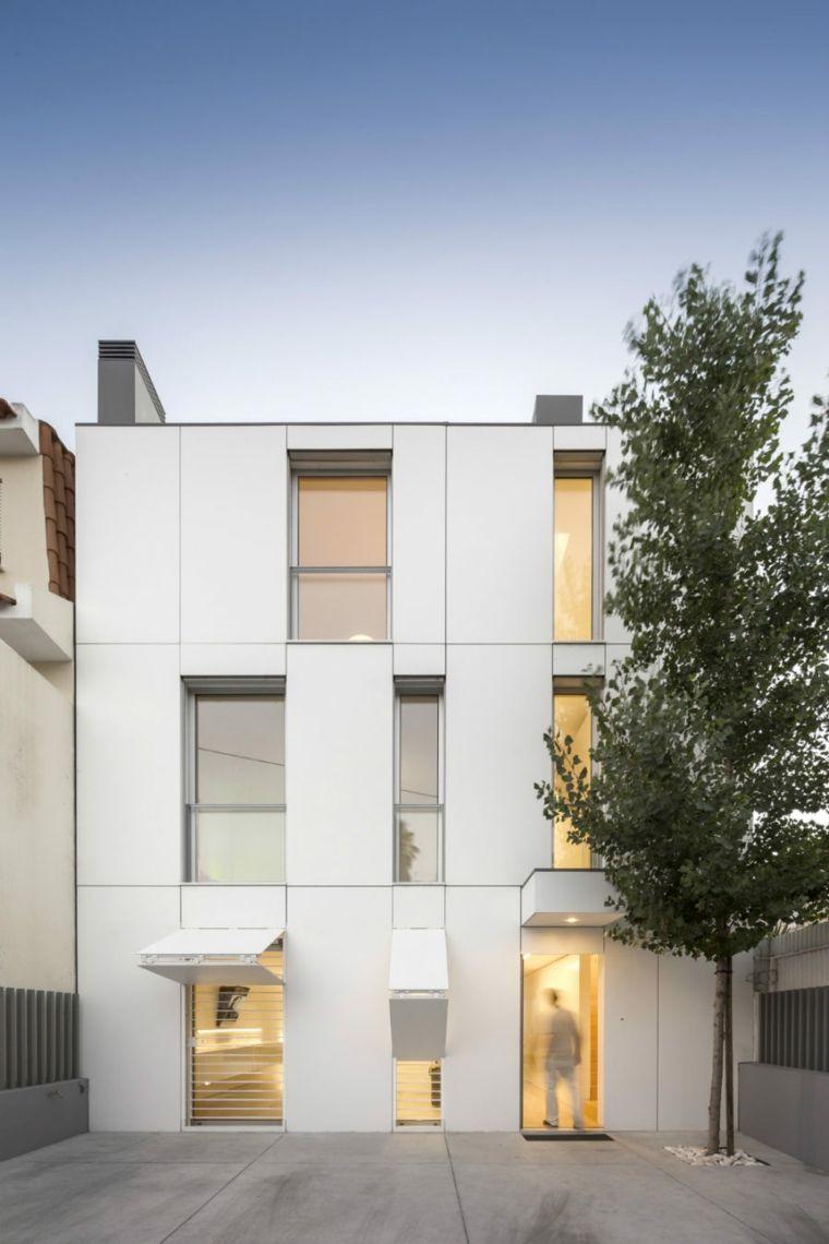 Home design exterieur und interieur store extérieur pour  modèles modernes  small houses  pinterest