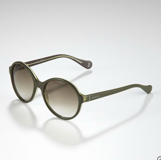 Children's Oversized Glam Sunglasses by Gucci
