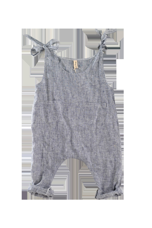 89180acb306 YOli   Otis runaway jumpsuit. Hemp Cotton. Herbally dyed. Baby Girl ...