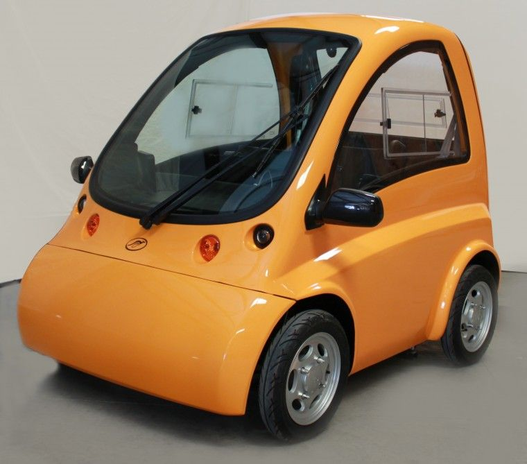 Kenguru The First Drive From Wheelchair Ev Enters Production Electric Cars Cycle Car Microcar
