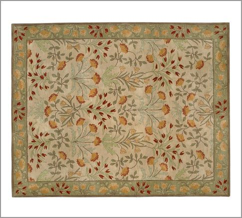 Adeline Rug - Multi | Pottery, Barn and Living rooms