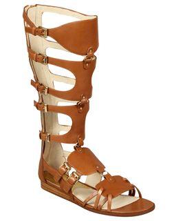 Seanna Boot (Michael Kors) @ f | Shoes, Brown