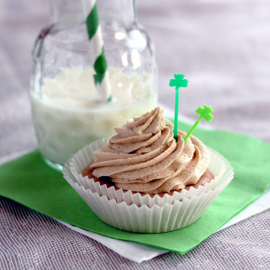 SugarFree Irish Coffee Frosting for St. Paddy's Day
