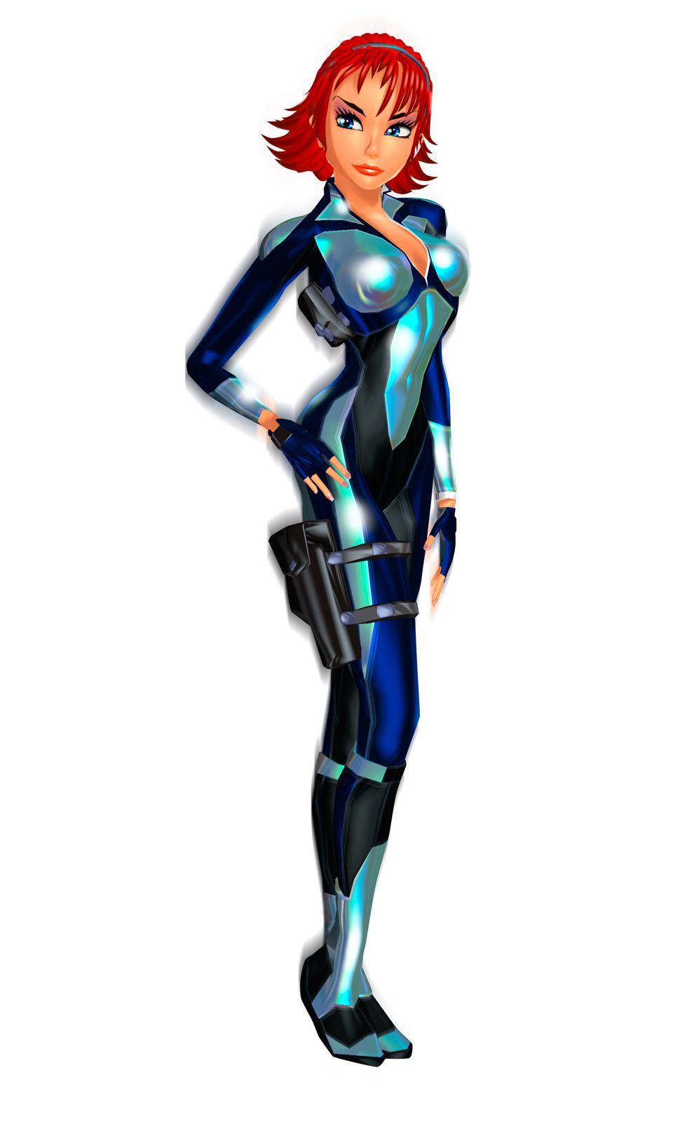 Joanna Dark Perfect Dark