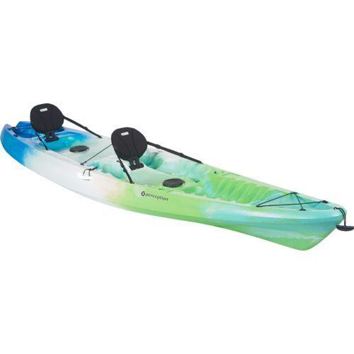Image for Perception Pescador 13 0 Tandem Sit-On-Top Kayak