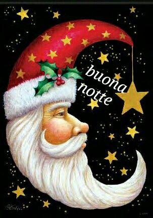 Immagini Di Buonanotte Di Natale.Buonanotte Buonanotte Arte Natalizia Periodo Di Natale