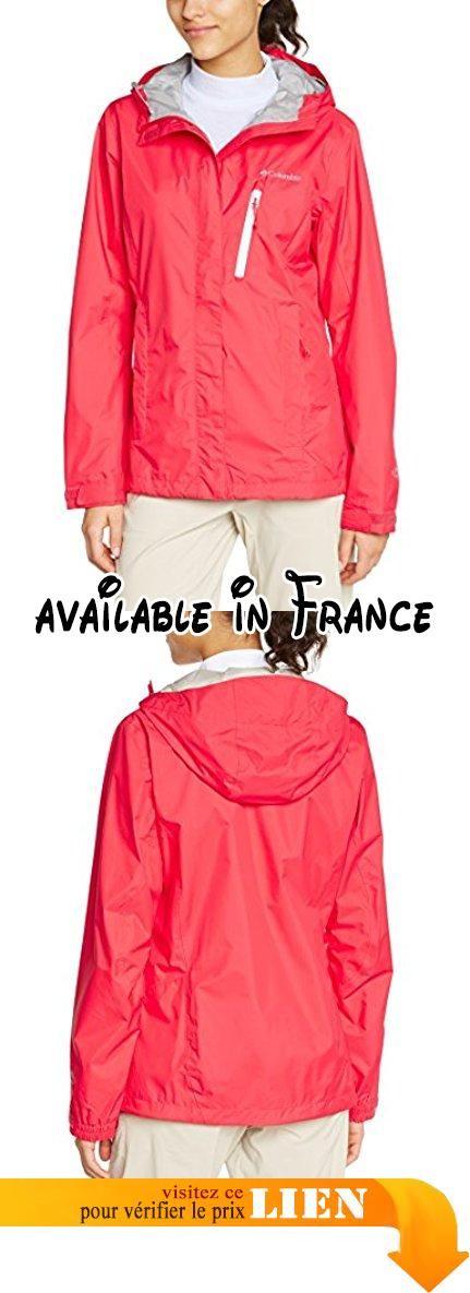 Veste de pluie femme columbia
