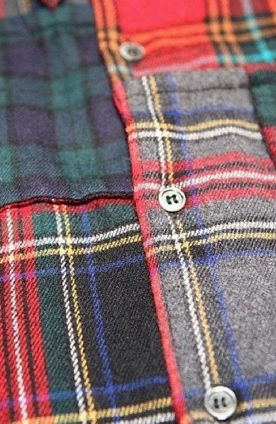 flannel shirts | Something to sew... | Pinterest | Flannels ... : tartan patchwork quilt - Adamdwight.com