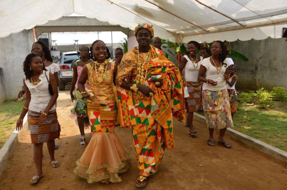 Ivory Coast Wedding Dresses