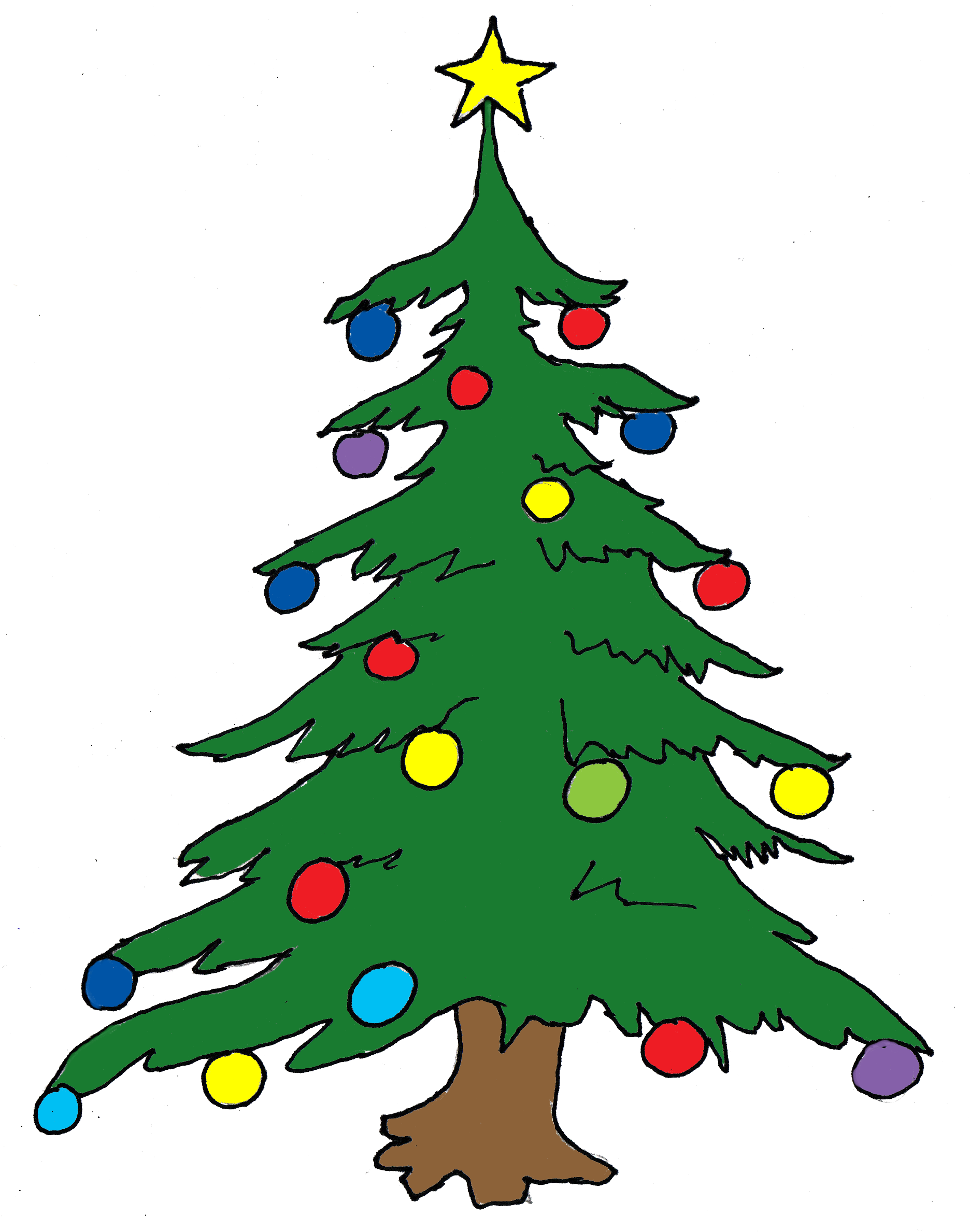 Pin By Marina On Natal Xxi Christmas Tree Inspiration Christmas Tree Template Christmas Tree Clipart