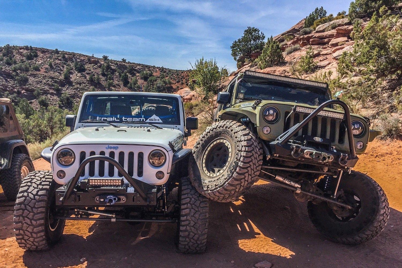 2017 Moab Easter Jeep Safari Easter Jeep Safari Jeep Monster