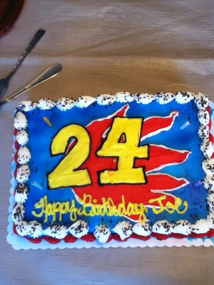 Jeff Gordon Cake Nascar Cake Jeff Gordon Gordon