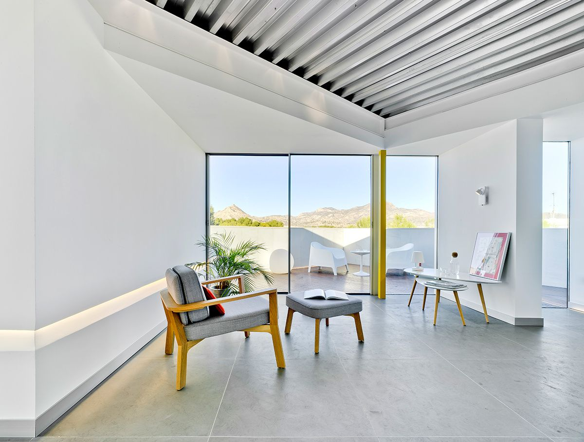 Un proyecto del estudio de arquitectura la errer a en alicante breda borja garcia studio 2013 - Estudio arquitectura alicante ...