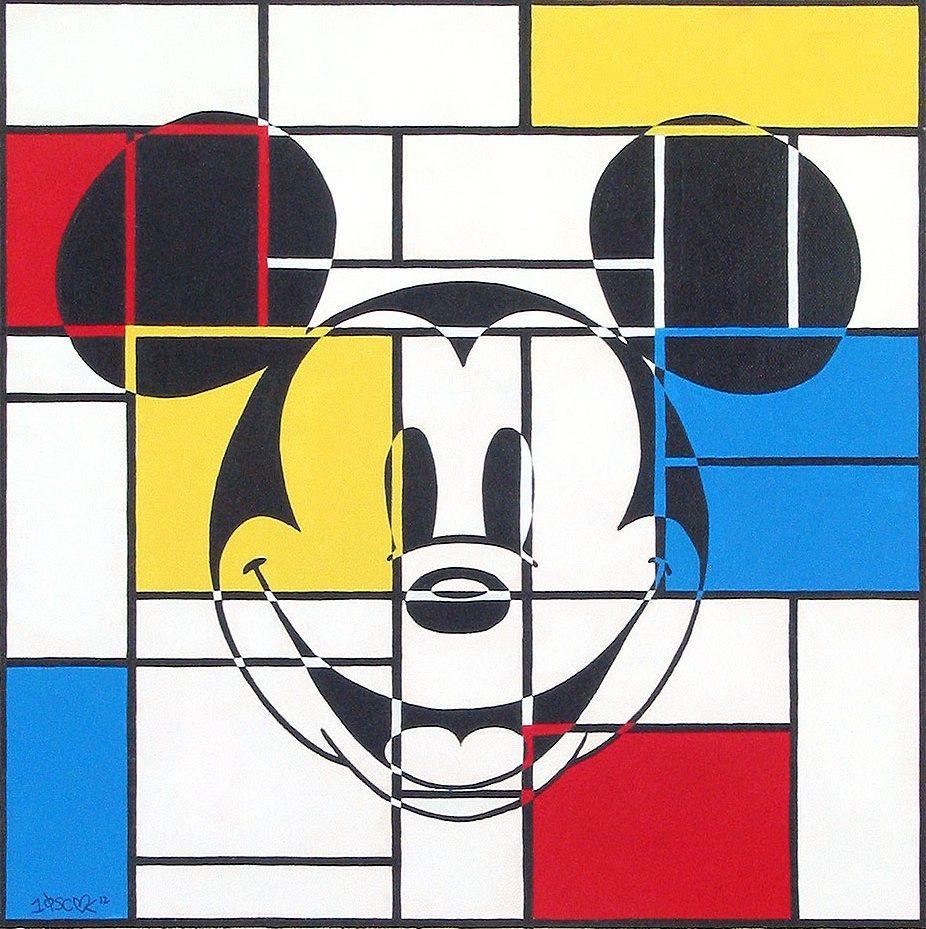 Imagenes De Mickey Mouse ANDY WARHOL Buscar Con Google