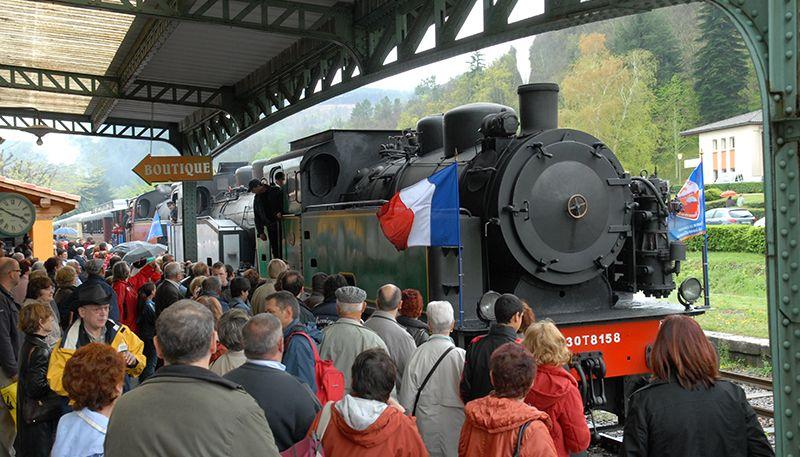 Train à Vapeur des Cévennes à Saint Jean du Gard Envie d\u0027insolite