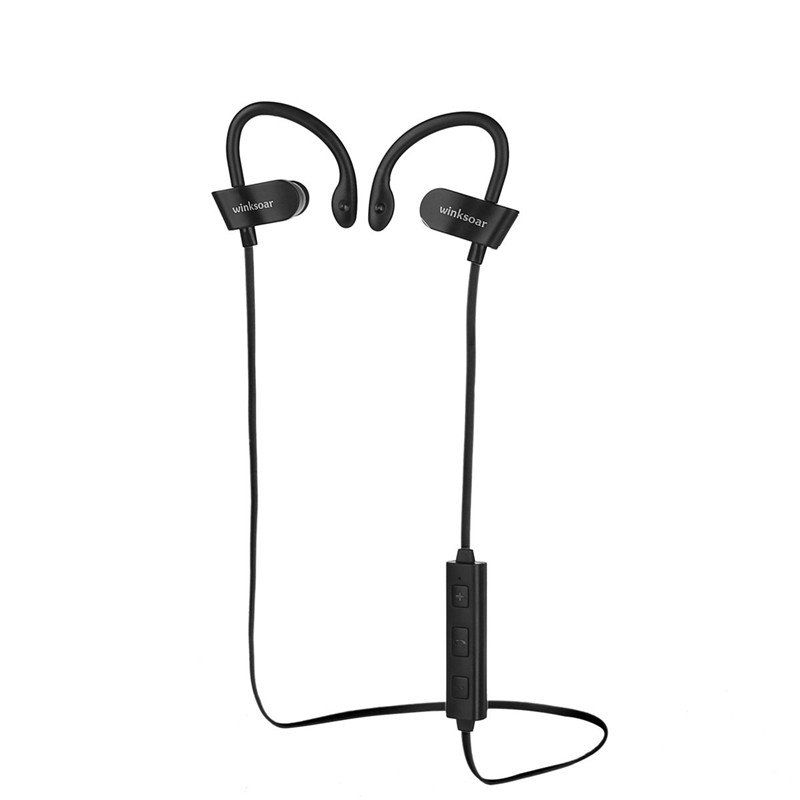 the best attitude 8d7c3 ac8c1 Winksoar Bluetooth Headset Waterproof Sports St… | Earphones ...