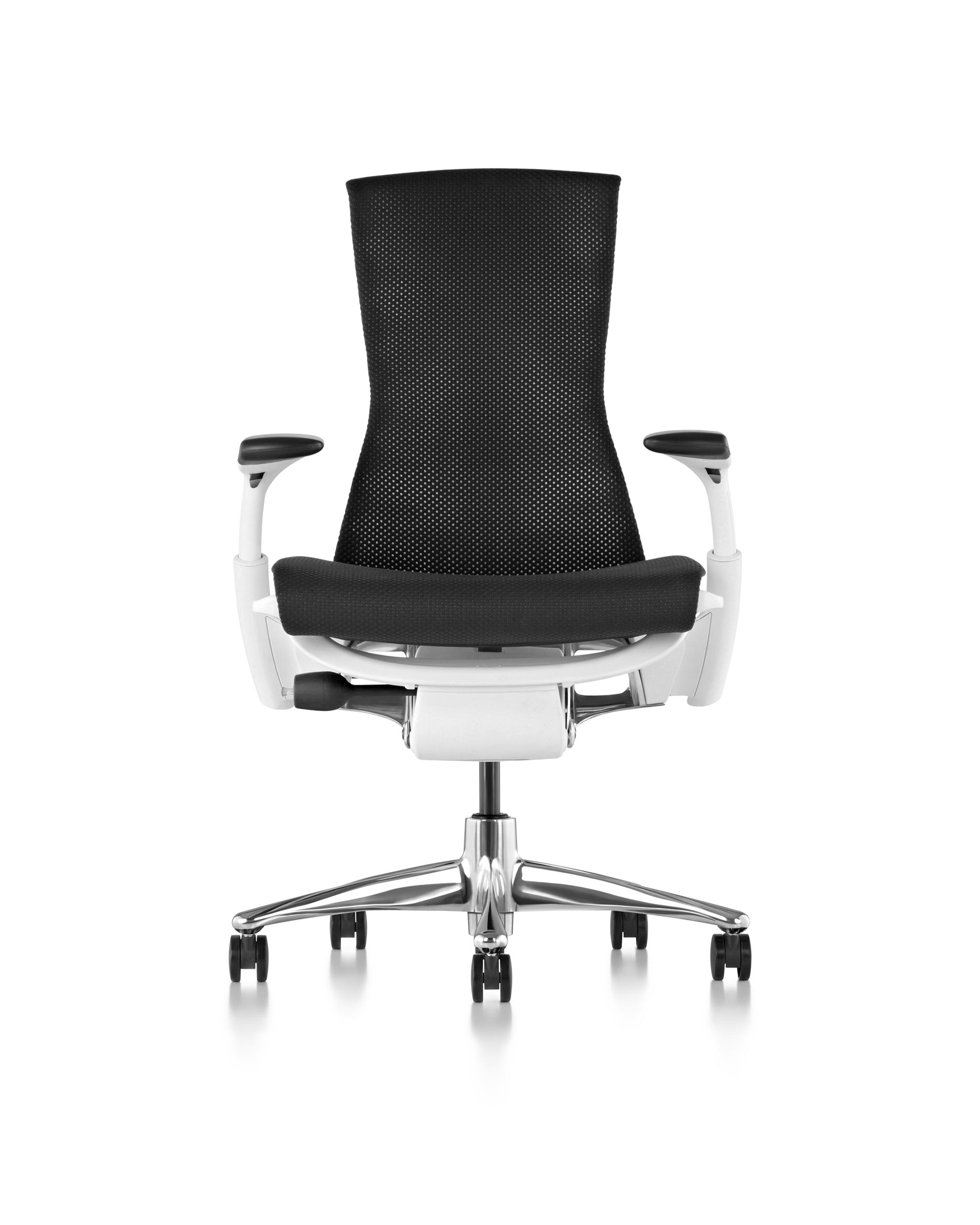 Amazon Com Herman Miller Embody Chair Fully Adj Arms Graphite