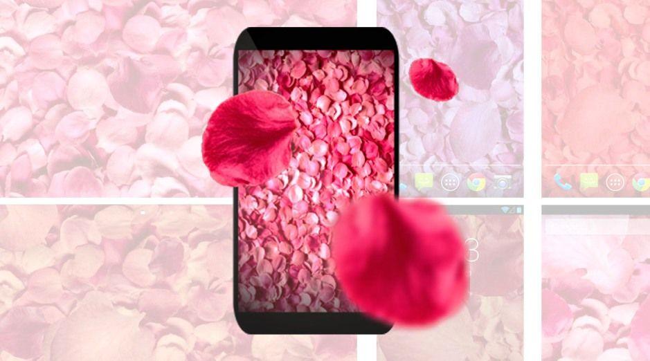 Petals 3d Live Wallpaper 1 1 0 Apk App For Android 2 3 Live Wallpapers Android Wallpaper Wallpaper
