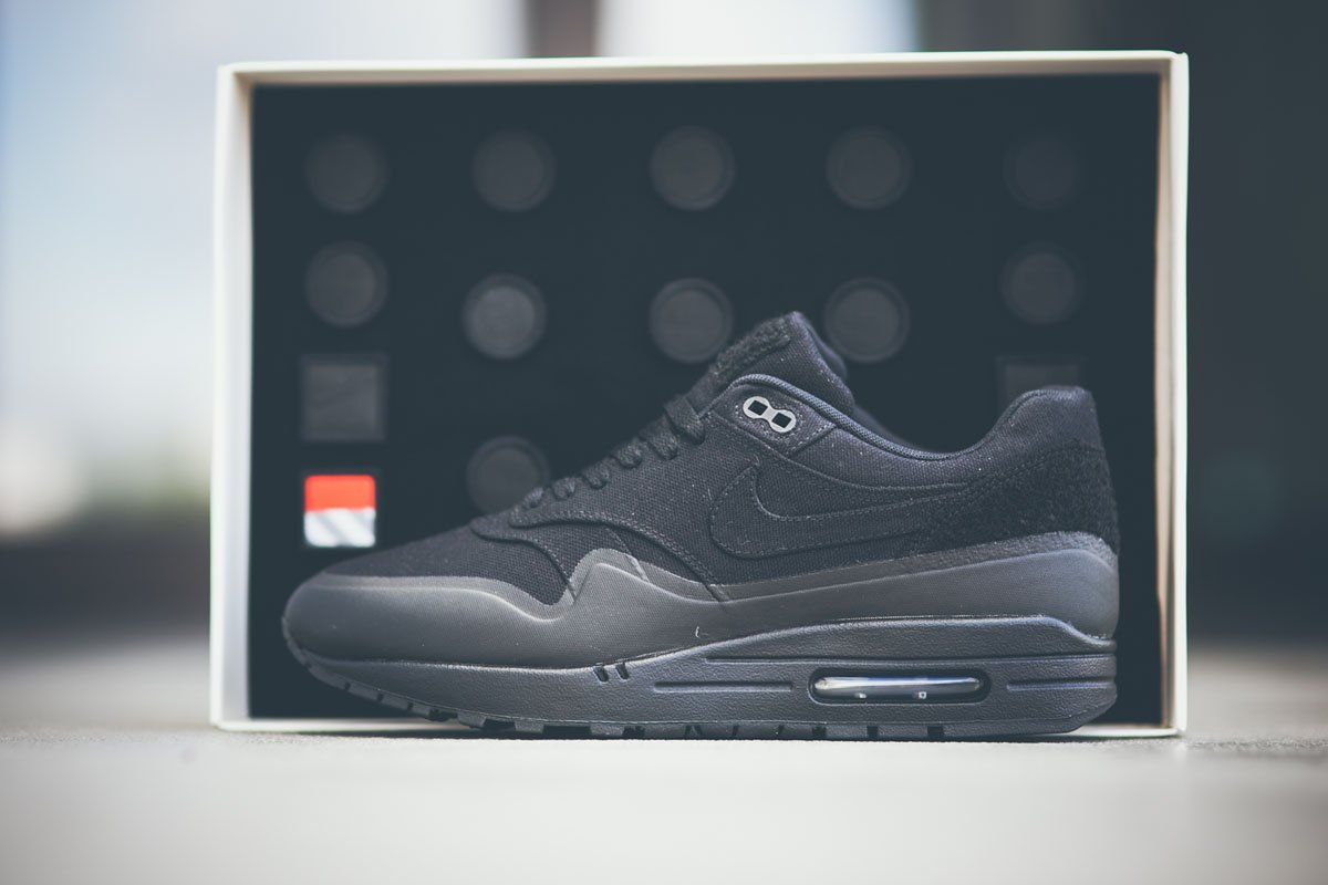 """best sneakers 8c8bb 01648 Nike Air Max 1 SP """"Patch"""" Pack (Detailed Pictures) Nike Free Runs"""