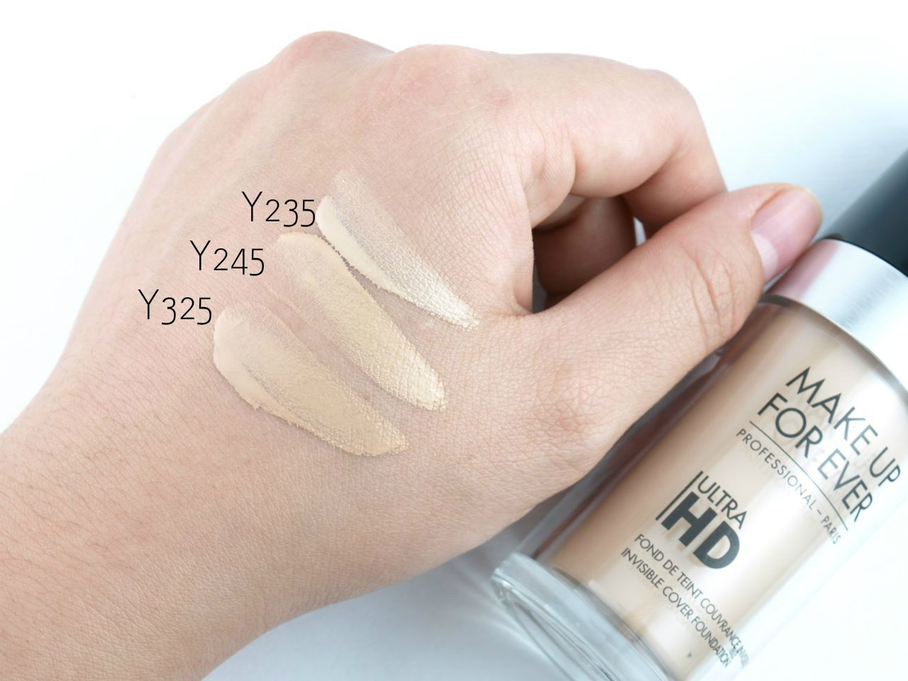 Image result for MAKE UP FOR EVER Ultra HD Invisible Cover