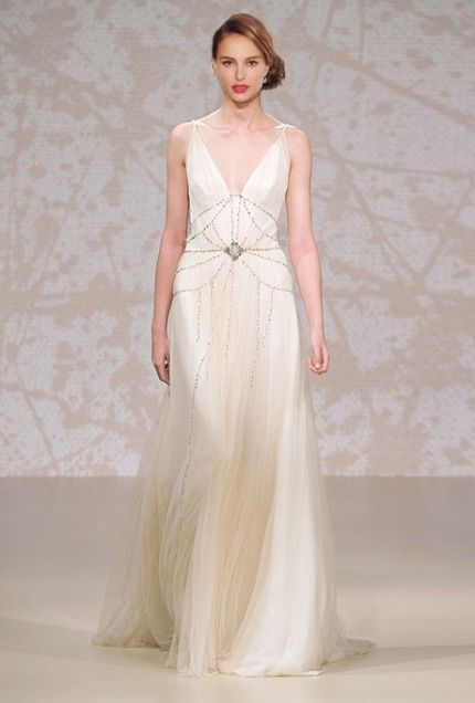 Google Image Result For Http Www Glamour Weddings Blogs Save The Date 0105 New Jenny Packham Wedding Dresses 021 Jpg