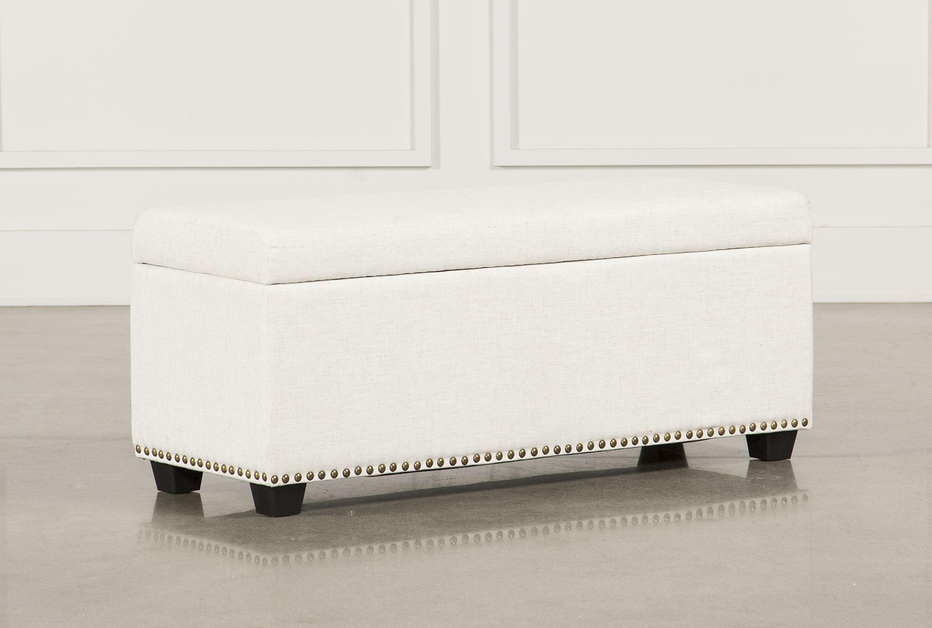 Sophia Storage Bedroom Bench Signature Storage bench
