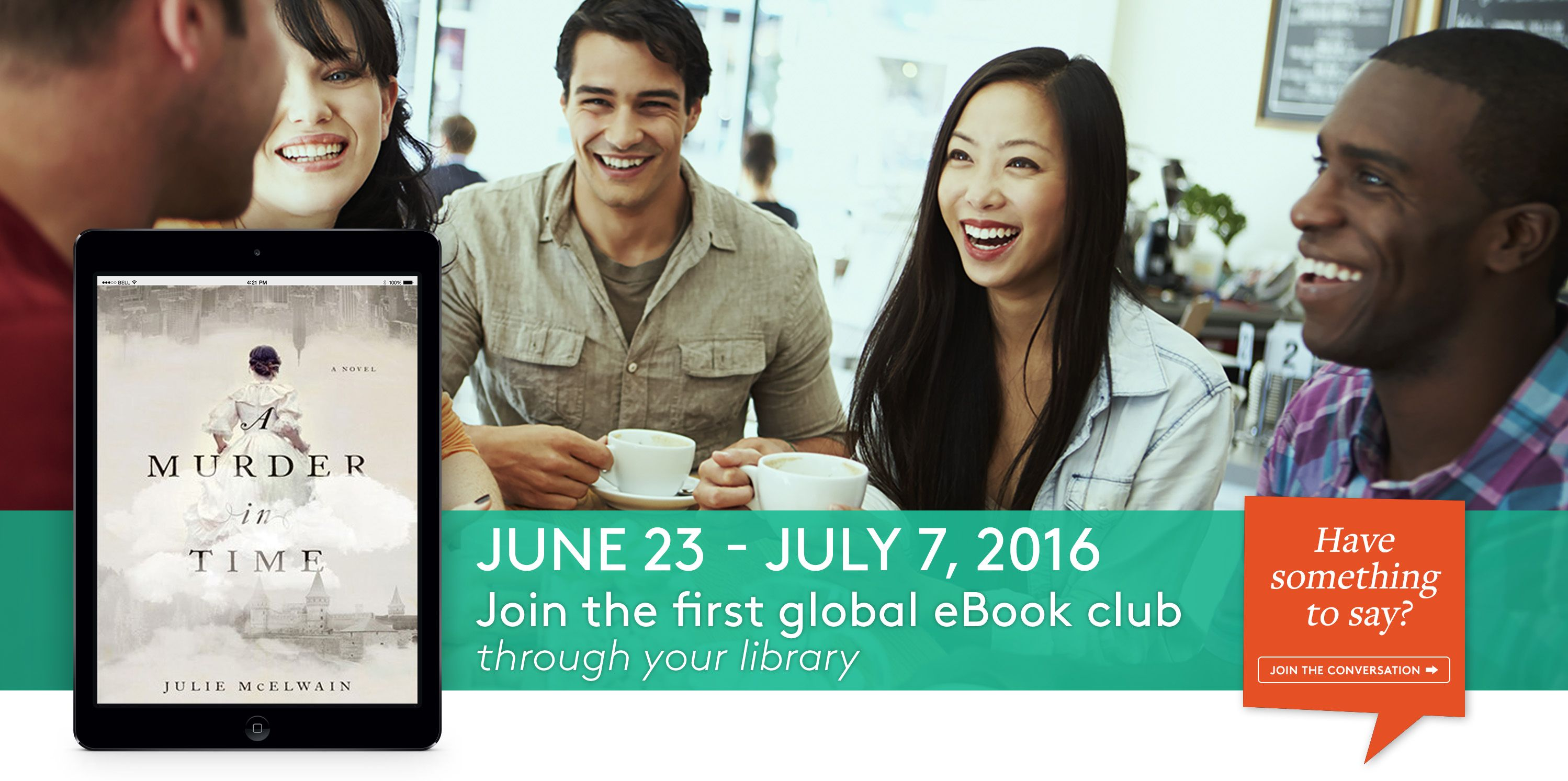 """Big Library Read – """"The first ever global eBook club"""""""