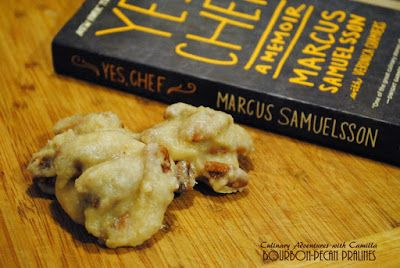Culinary Adventures with Camilla: Cook the Books: Bourbon-Pecan Pralines