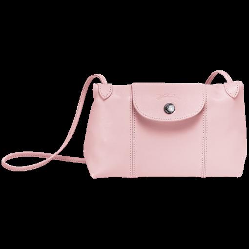 Crossbody bag - LE PLIAGE CUIR - Handbags - Longchamp - Girl ...
