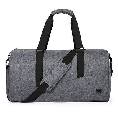 bdb11b4d1dad BAGSMART Men Travel Bag Large Capacity Carry on Luggage Bag Nylon Travel  Duffle Shoe Pocket Overnight