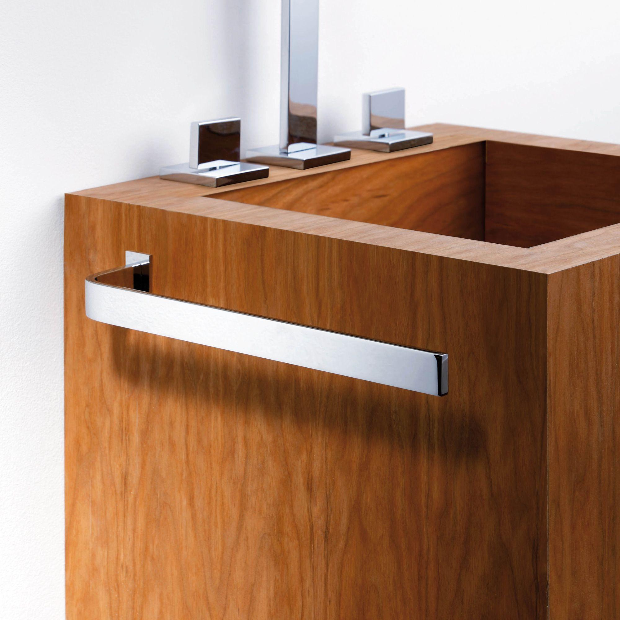 Badezimmer Deko Ohne Bohren: Giese Handtuchhalter Starre Ausführung