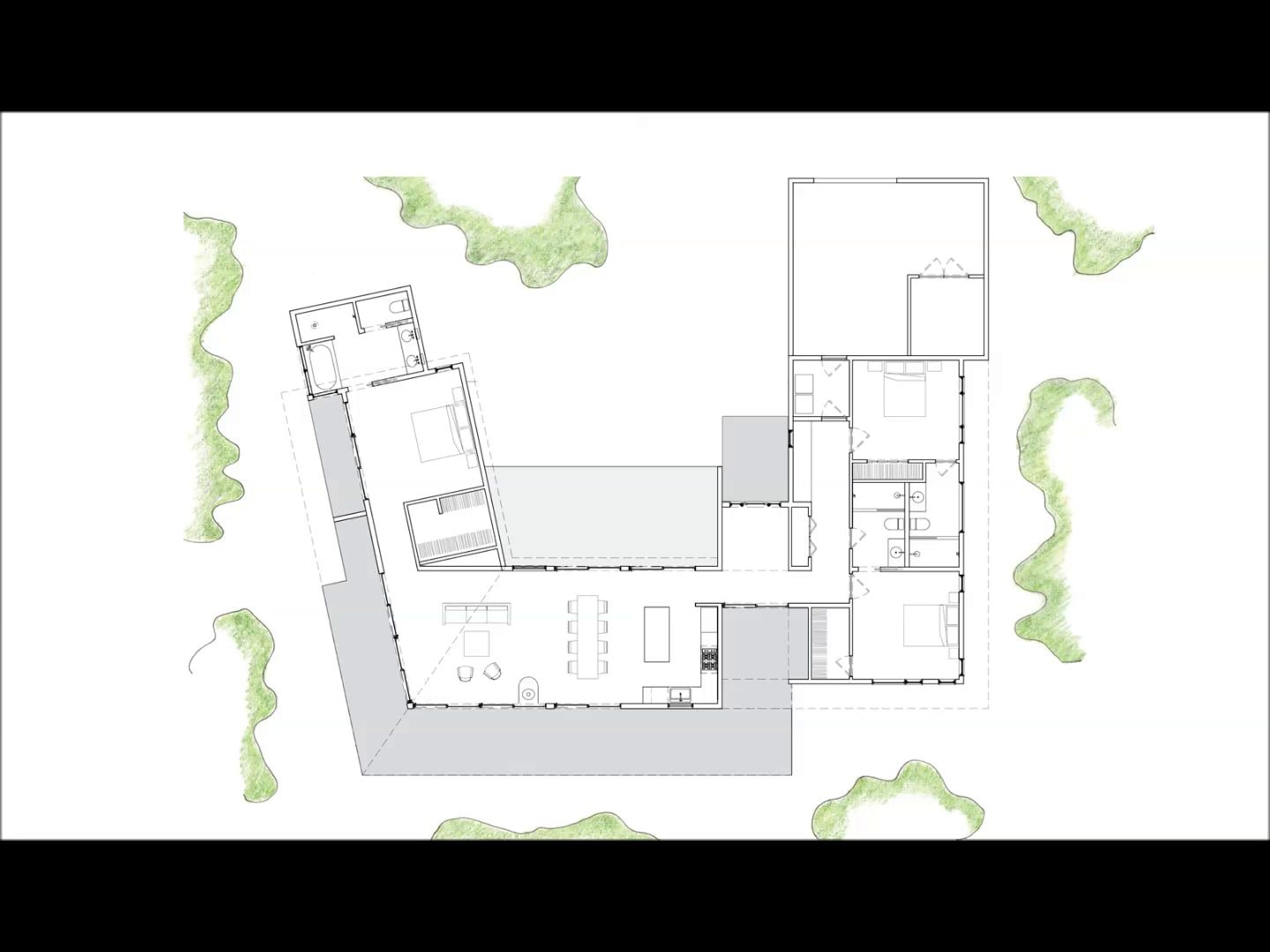Lantern House Plan + Schematic Design | Lantern House | Pinterest