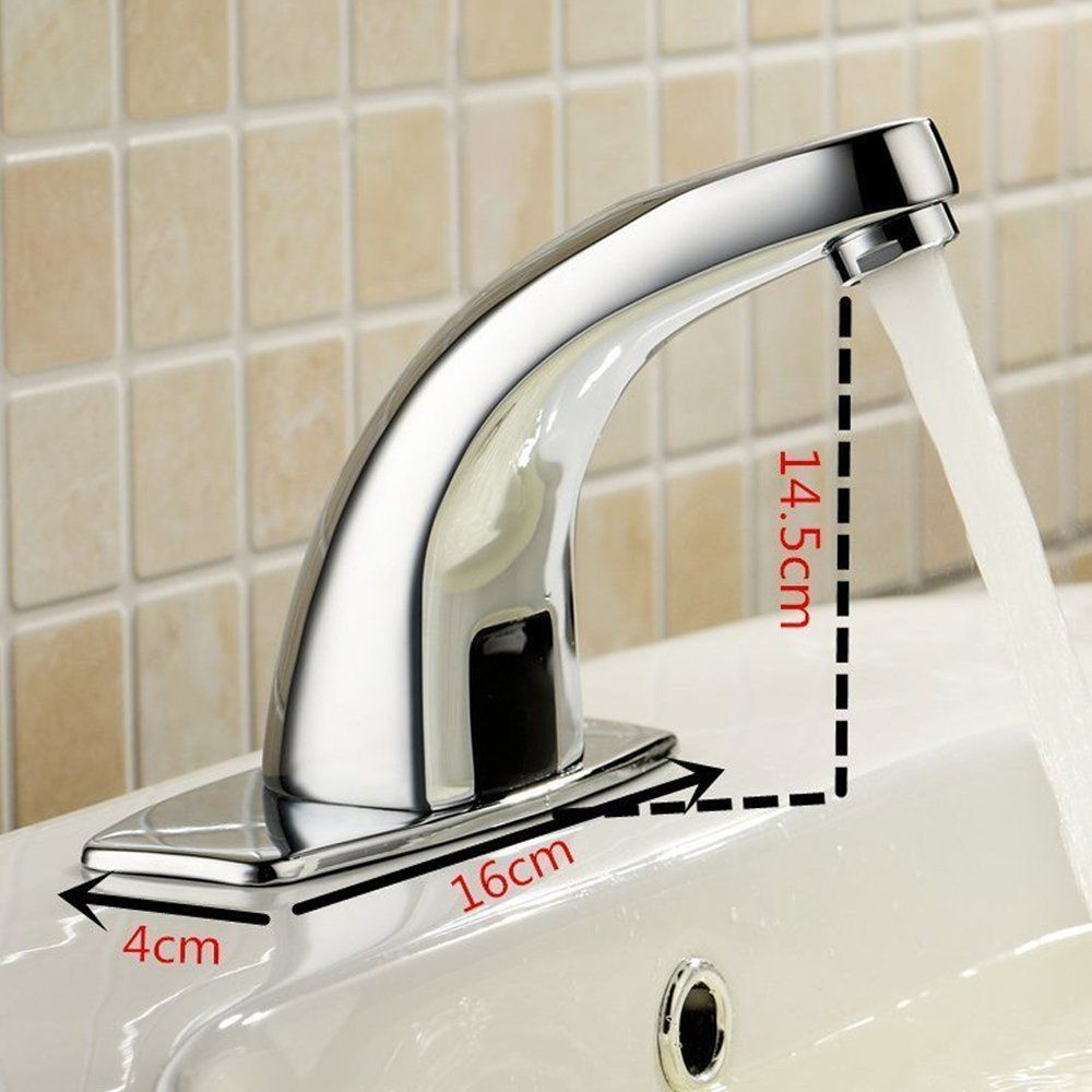 MANCEL Touchless Automatic Sensor Faucet | Gadgets Anyone ...