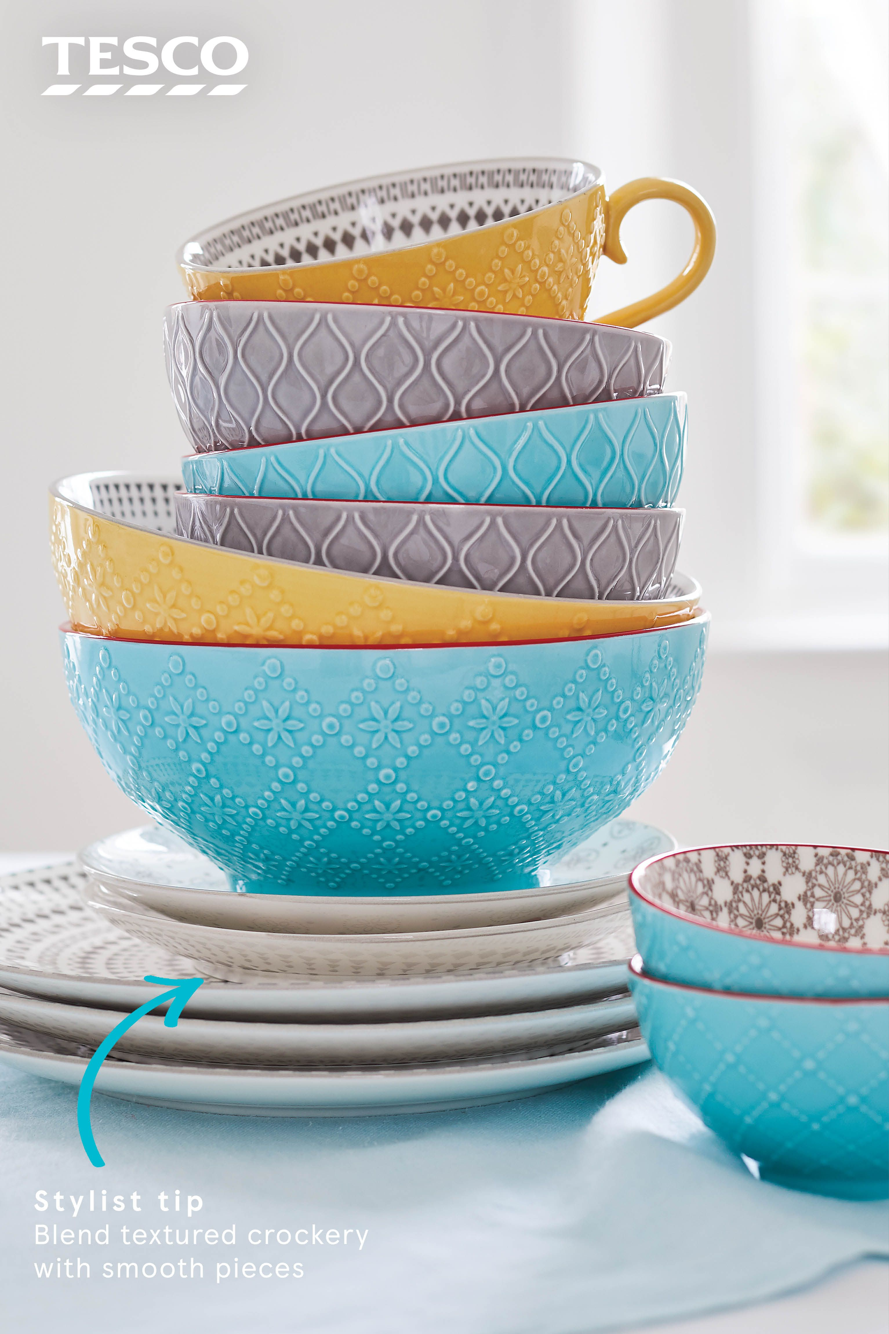 Introducing Our Great Value Dinnerware Set The Kosmo Range Comes In A Range Of Sizes So You Ll Have A Great Teal Dinnerware Colorful Dinnerware Dinnerware Set