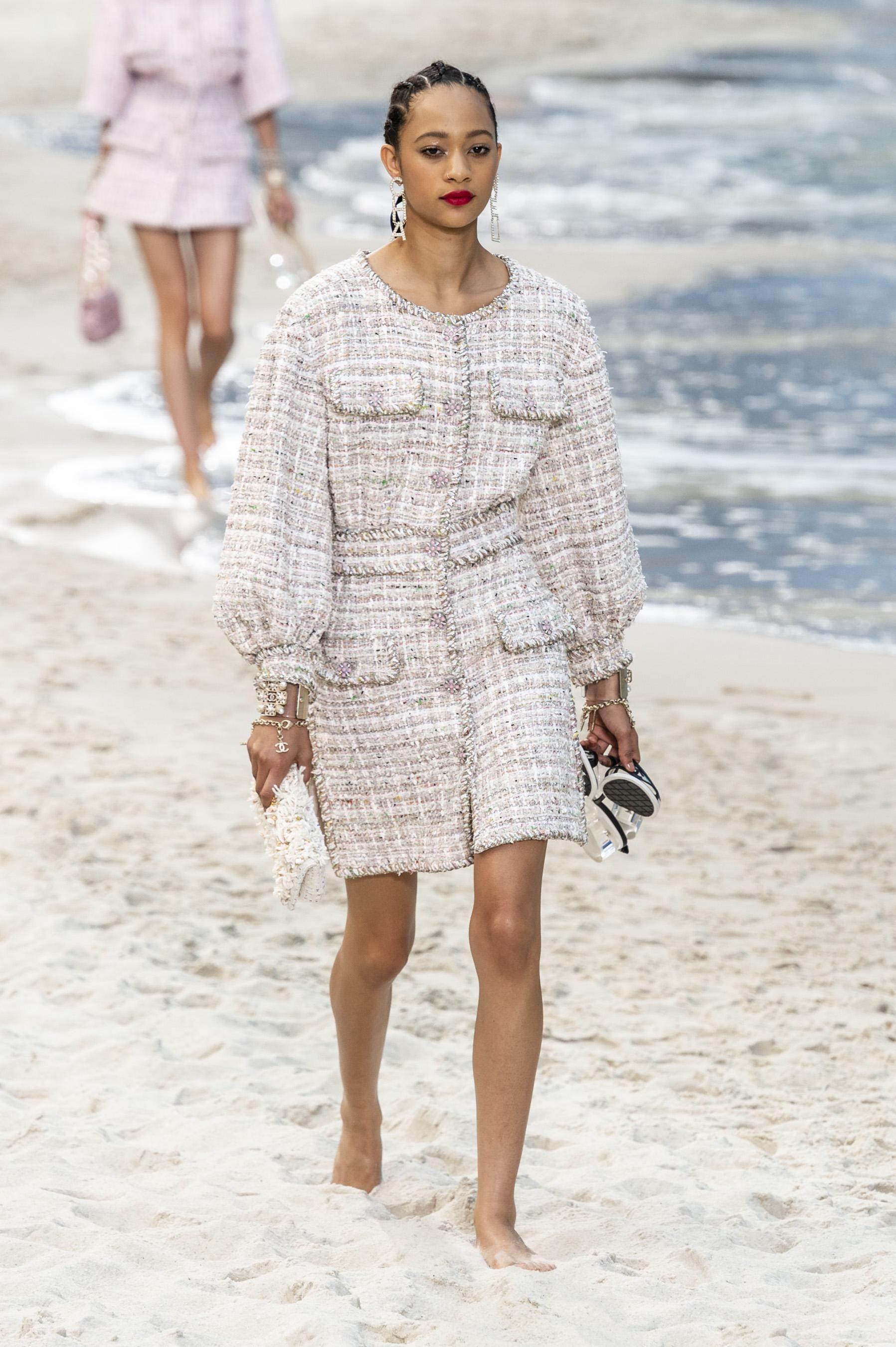 Defile Chanel Printemps Ete 2019 Pret A Porter Fashion Pinterest