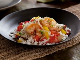 Healthy Sweet And Sour King Prawn Stir Fry Recipe Food Network Recipes Recipes Best Chinese Food