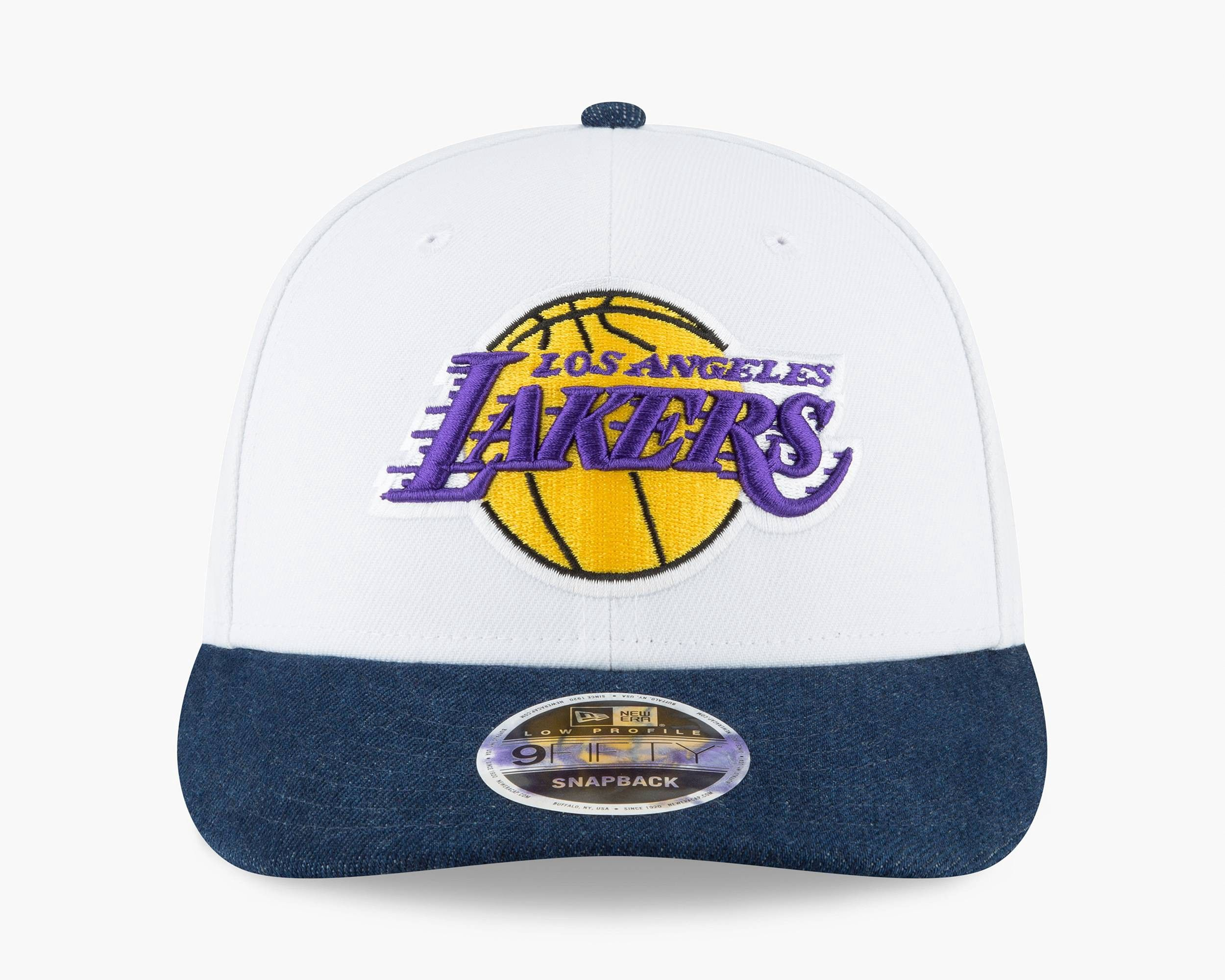 c3297e2c LEVI'S LEVI'S® X NEW ERA® NBA CAP - LOS ANGELES LAKERS WHITE. #levis ...