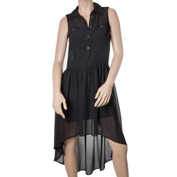 Michael Kors black dress #fashion #moda #bradigo #ebay #black #dress #michaelkors