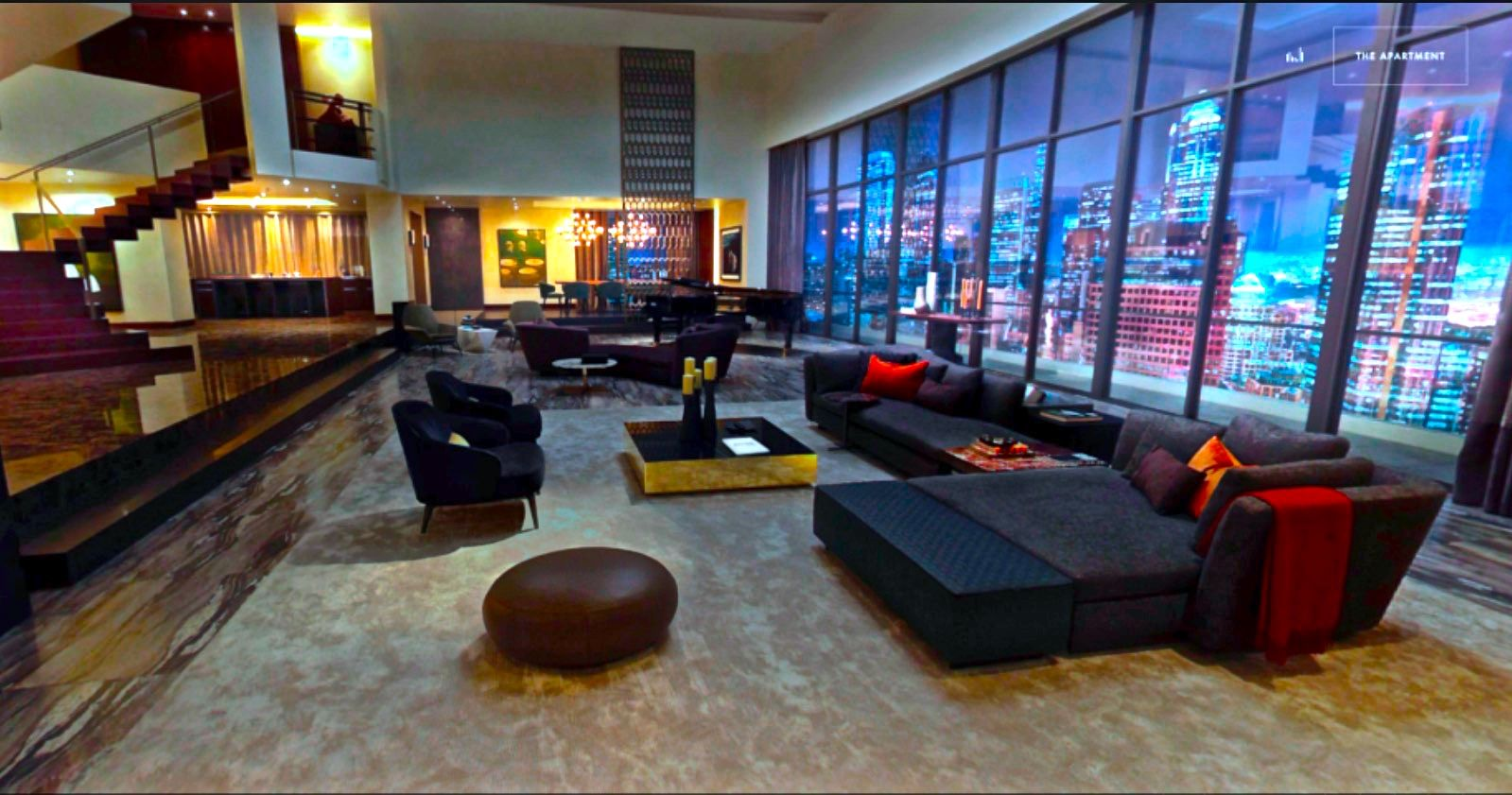 Fifty Shades Darker Furniture And Decor Part 1 Set Decorator Cal Loucks Reveals Christian Grey S Taste In Exclusive Detail Film And Furniture Dark Furniture Furniture Fifty Shades Darker