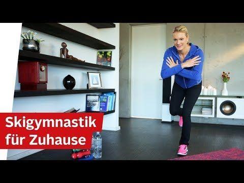 Skigymnastik Übungen für Zuhause: Ski Fitness Workout mit Maria Höfl-Riesch – OTTO  - Skigymnastik -...