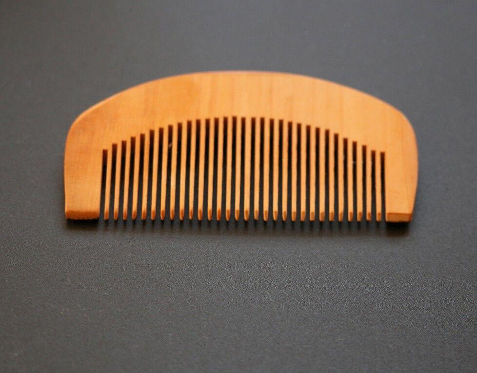 80 pz/lotto Professionale Pettini di legno. capelli pettine di legno pettini